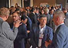 Reception at the LESI Annual Meeting in San Diego.