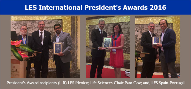 LESI President's Awards 2016