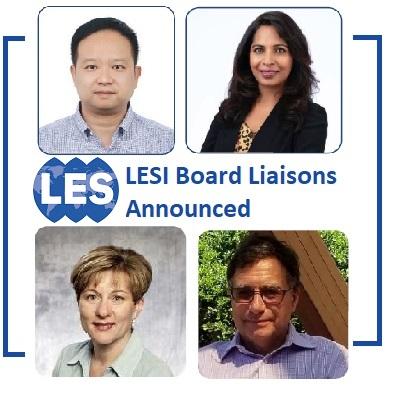 LESI Board Liaisons Announced 400x400