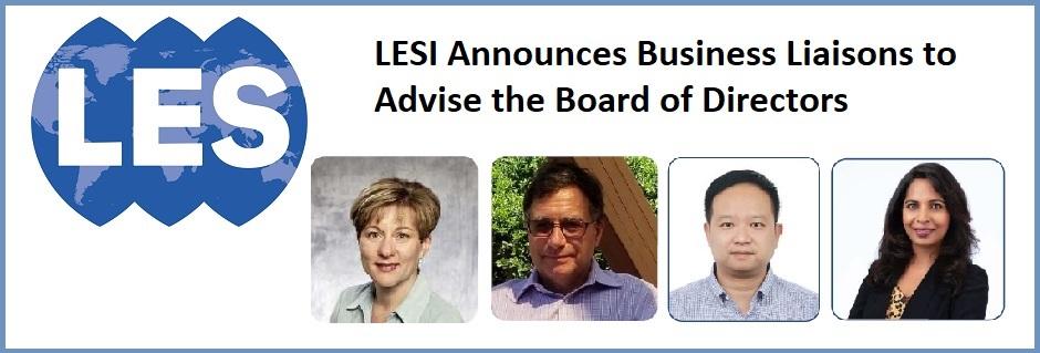 LESI Board Liaisons Announced 940x320